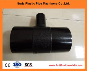 High Quality HDPE Pipe Fitting Reducing Tee pictures & photos