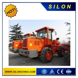 Foton Lovol 3 Ton Wheel Loader FL936f-II with Rock Bucket pictures & photos