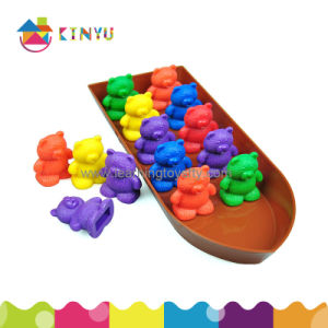 Learning Toy Plastic Counting Bears for Children pictures & photos