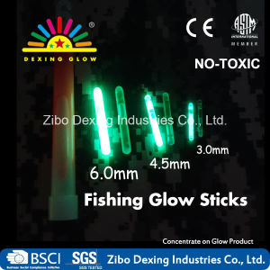 4.5*38mm Float Glow Stick Night Fishing Green Fluorescent Light pictures & photos