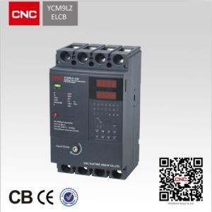 New Type MCCB Ycm9lz Earth Leakage Circuit Breaker pictures & photos
