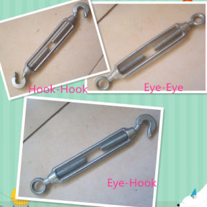 Galvanized Iron Commercial Type Turnbuckle pictures & photos