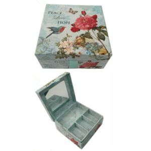 Paper Jewelry Gift Box for Earring, Ring, Bracelet & Necklace Packaging pictures & photos