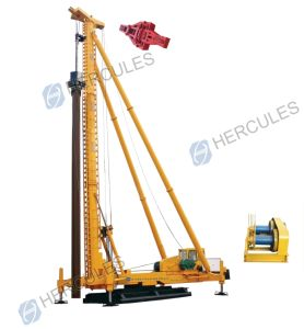 Multifunction Pile Drivers One Machine Multipurpose pictures & photos