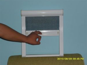 Retractable Fly Screen Window