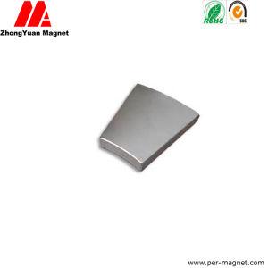 Precision Magnet Neodynium Samarium Magnetic Trapezoid Ferrite Trapezoid Magnet pictures & photos