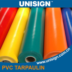PVC Tarpaulin with High Quality pictures & photos