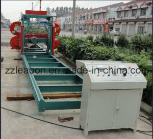Used Mobile Horizontal Bandsaw Price pictures & photos
