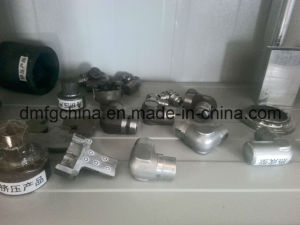 Precision Forged Part, Forged Part, Qt, Quenching and Tempering