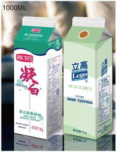 1L 3 Layer Gable Top Carton for Cream pictures & photos