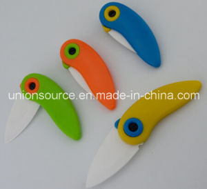 "2.5"" ABS Bird Knife with Ceramic Tool Bit /Parrot Knife pictures & photos"