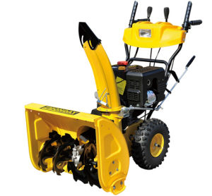 Popular Gasoline 6.5HP Power Snow Blower (STG6562) pictures & photos