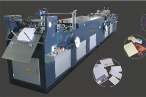 Full Automatic Multi-Functional Envelope Making Machine (ZNTH-518)