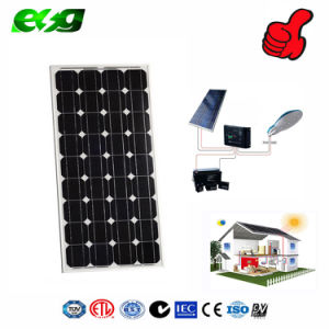 140W Solar Module Solar Panel for off-Grid System