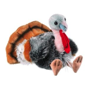 Stuffed Toy Turkey, Plush Turkey Toy, Soft Turkey Toy