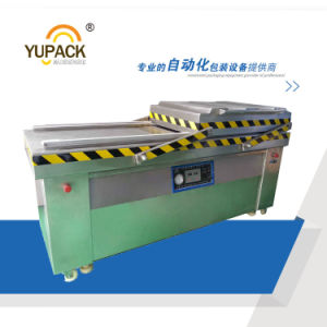 Dz1000/2sc Full Automatic Customized Large Chamber Size Double Chamber Vacuum Packing Machine pictures & photos