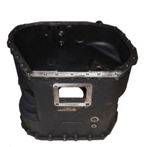 Cast Iron OEM Transmission Gearbox Housing pictures & photos