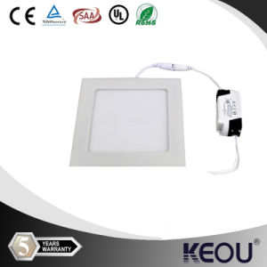 Square 150X150mm 9W Dimmable LED Downlight Panel pictures & photos