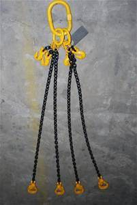 Heavy Industrial Chain Sling for Hoist pictures & photos