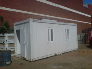 modular building for labor camp/hotel/office/accommodation/toilet/apartment pictures & photos