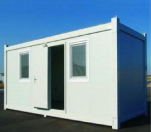 Fast Assemble Folding Container House for Restaurant pictures & photos