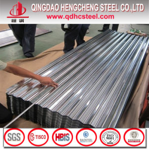 20 22 24 Gauge Corrugated Galvalume Iron Roofing Sheet pictures & photos