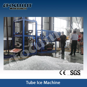 Focusun High Quality Tube Ice Making Machine pictures & photos