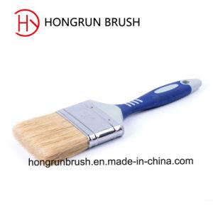 Rubber Handle Paint Brush (HYP027) pictures & photos