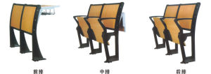 Best Design Aluminium Student Desk and Chair (YA-013) pictures & photos