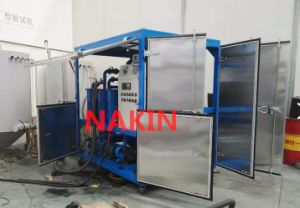 Vacuum Insulating Oil Purifier, Used Oil Filtration, Transformer Oil Filtration Regeneration, pictures & photos