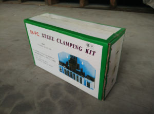 "1/2""-13-9/16"" Deluxe Steel High Hardness 58PCS Clamping Kit pictures & photos"
