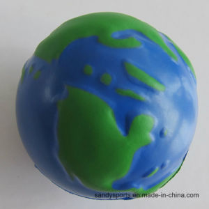 PU Foam Earth Shape Stress Squeeze Ball pictures & photos