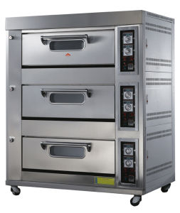 Standard Electric Deck Oven pictures & photos