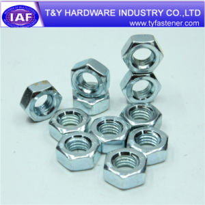 DIN 936/ DIN 436/ ISO 4032/ DIN934 Hex Nuts pictures & photos