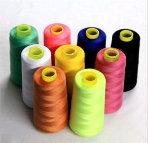 Hot Selling Polyester Sewing Thread pictures & photos