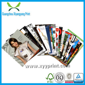Manufacture Professional Custom Low Cost Magazine Printing pictures & photos