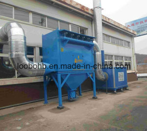 Cartridge Filter Industrial Compact Welding Dust Collector/Welding Smoke Extractor pictures & photos