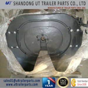 3.5 Inch / 3.5′′ 90mm Casting Fifth Wheel /5th Wheel 40 Tons for Semi Trailer and Truck pictures & photos