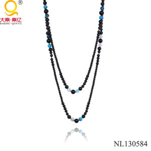 2014 Glass Bead Necklace China Wholesale pictures & photos