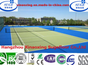 High Impact Sports PP Professional Extreme Durability Tennis Flooring pictures & photos