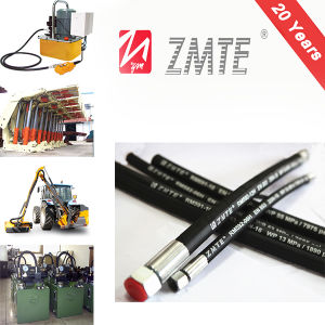 7MPa 2sn Hydraulic Hose Assembly pictures & photos