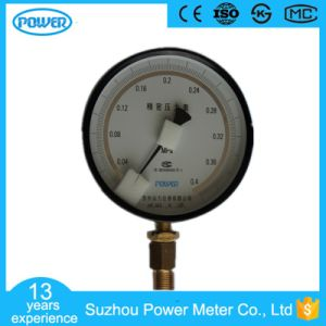 150mm Stainless Steel Case Brass Connection Precision Manometer pictures & photos