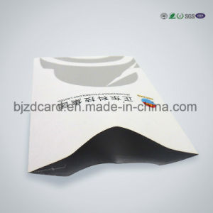 Latest Paper RFID Blocking Sleeve for Credit Card pictures & photos