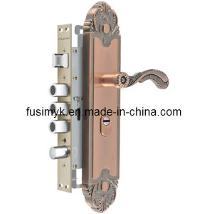 Good Quality Bronze Door Handle China Factory pictures & photos
