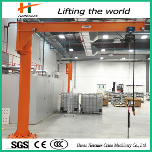 Jib Crane Cantilever Crane Slewing Crane Arm Crane pictures & photos