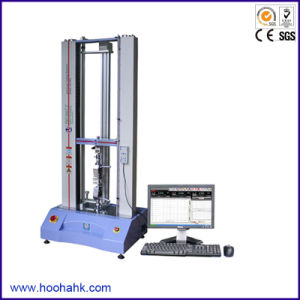 High Quality Servo Control Universal Tensile Testing Machine pictures & photos