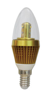 LED Lamp SMD 4W Dimmable LED Candle Light pictures & photos