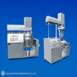 (KSZRJ) Cream Vacuum Emulsification Machine ((Emulsifier) pictures & photos