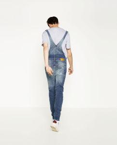 Men Cowboys Suspender Trouser pictures & photos