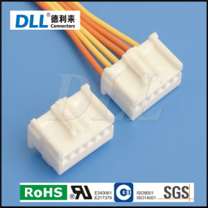 Tjc3g 2.5mm Pitch Single Row Connector Wire to Board pictures & photos